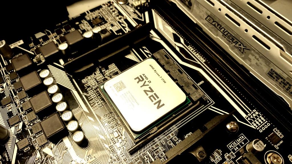 AMD Ryzen Unboxing, Hands-On, Zusammenbau und Übertakten
