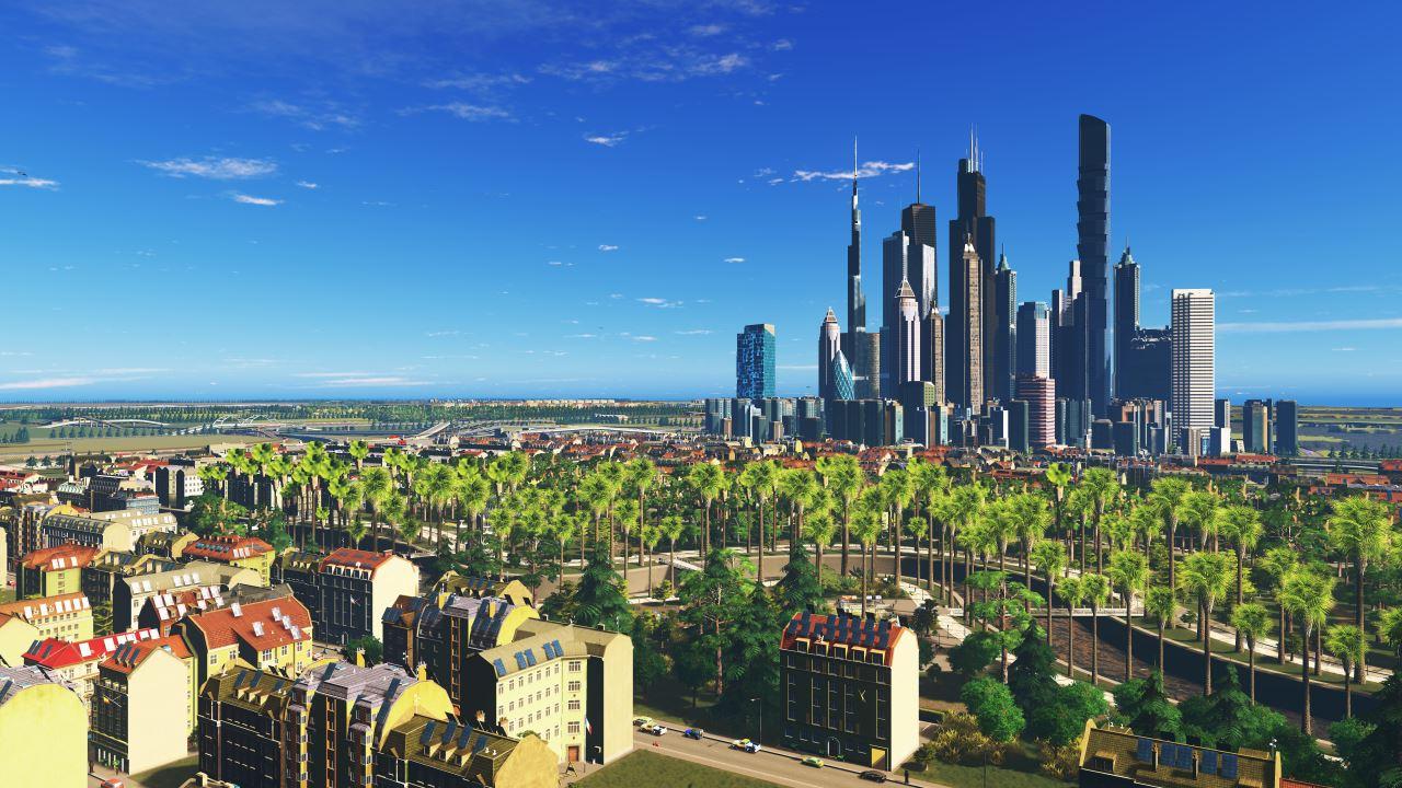 Cities Skylines: Galerie