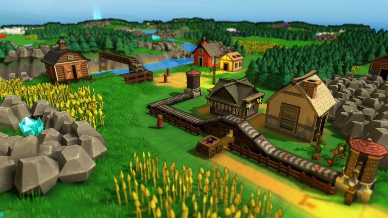 Factory Town: Geplante Updates und Patch Notizen