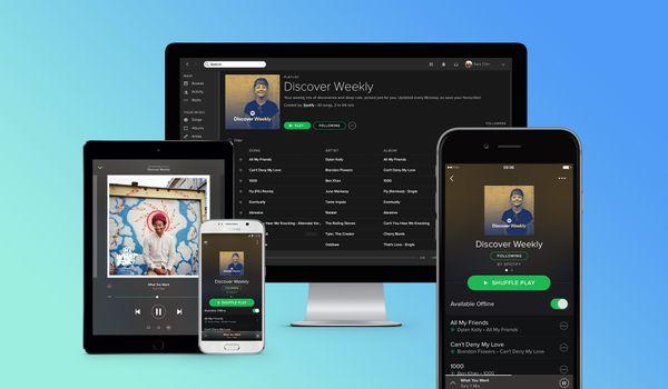 Spotify: Eigene Musik Importieren